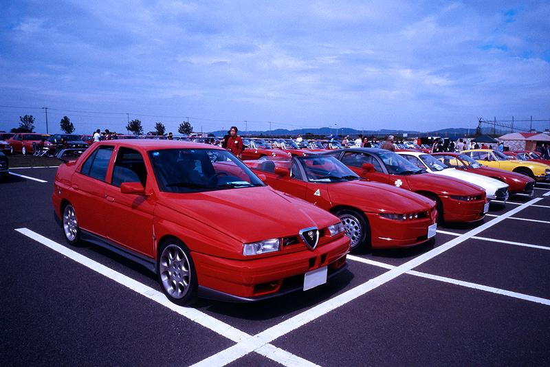 Alfa155/RZ/SZ